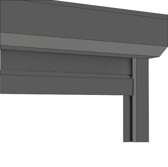 Verano Windvaste Ritzscreen V540