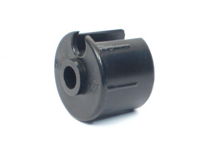 Kunststof lagerprop 48 met asgat 12 mm